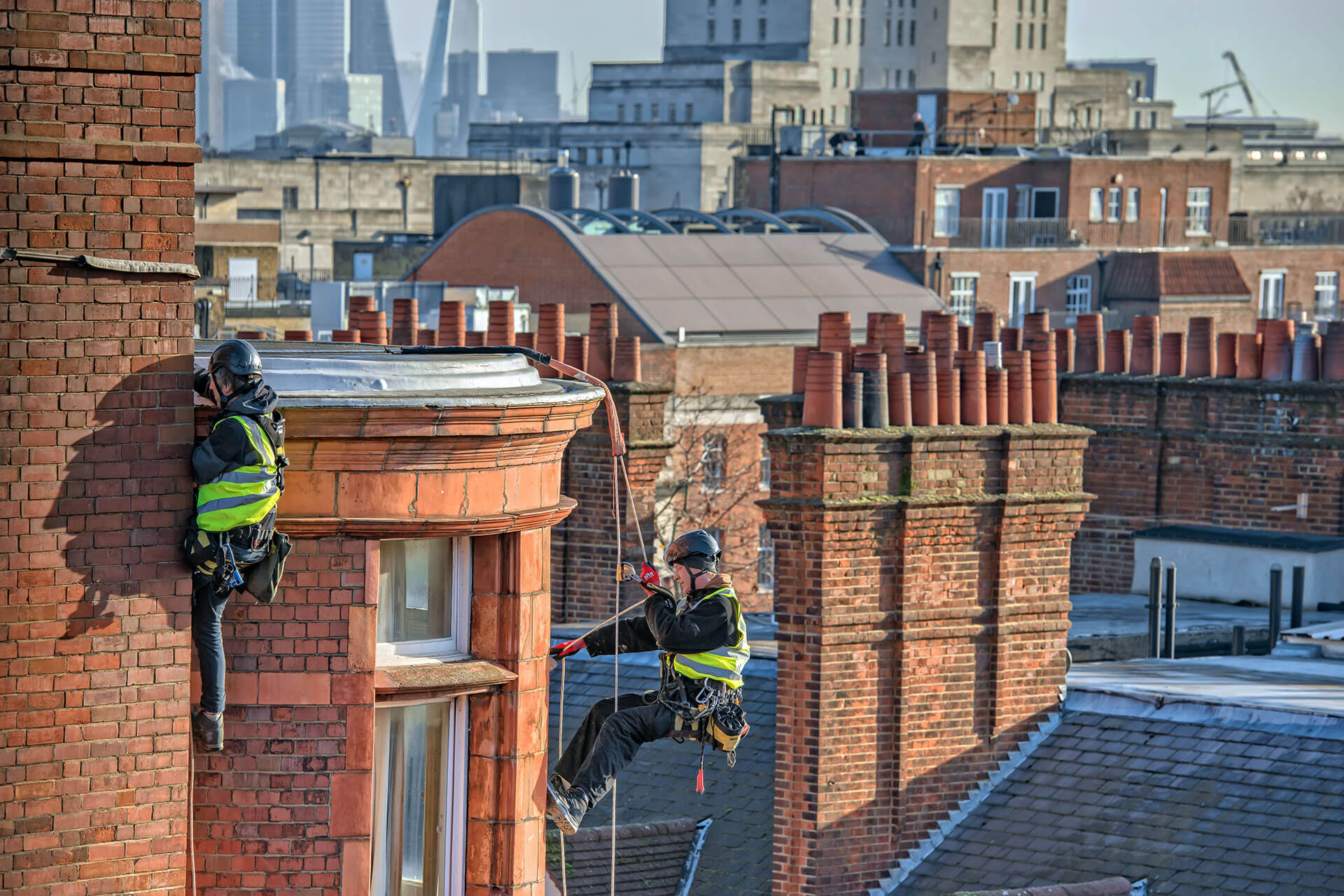 roof painting in london