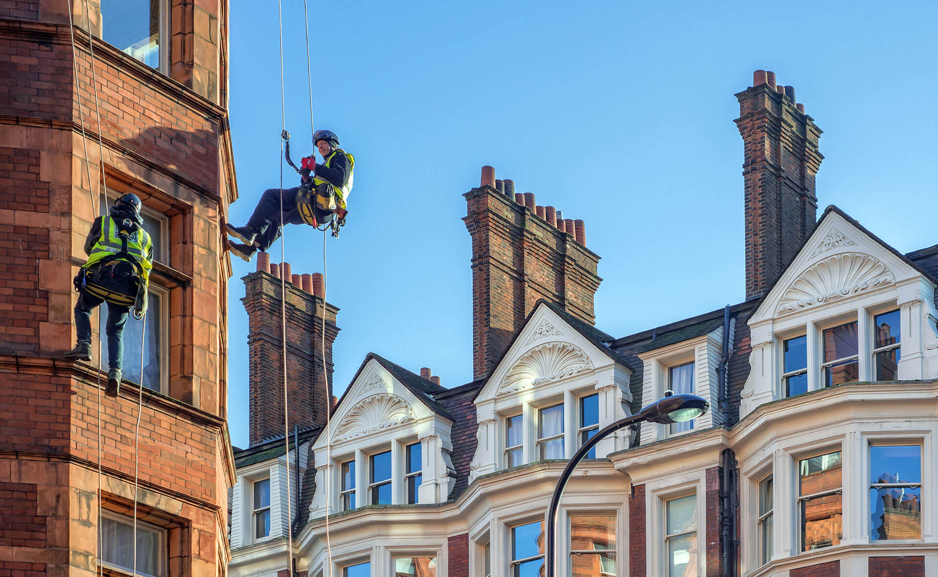 Building surveying London