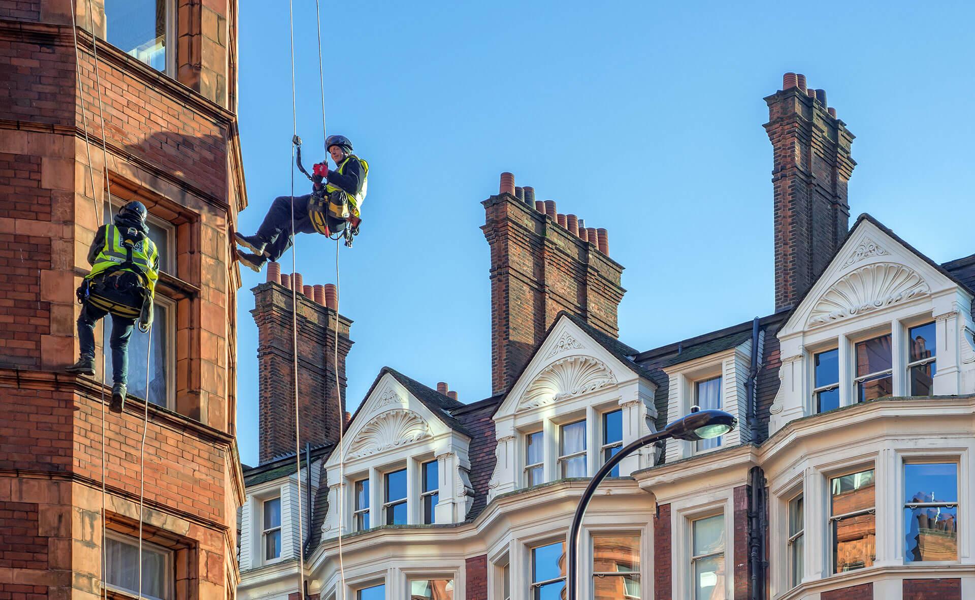 Building surveying London